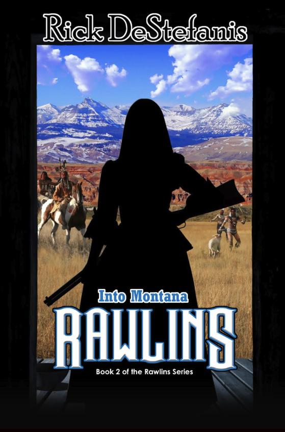 Rawlins into Montana book cover